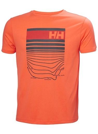 Helly Hansen Hh Shorelıne TShırt Renkli
